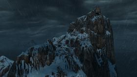 Tw3 Kaer Trolde mountain