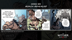 Tw comics Roach Revealed