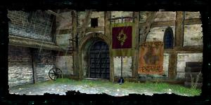 Sídlo Řádu