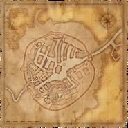 Map Old Vizima