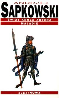 The World of King Arthur Malady book cover
