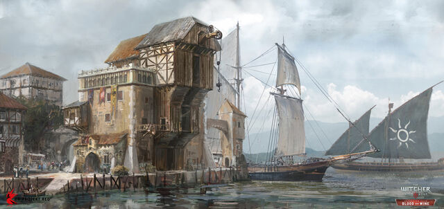 File:Tw3 Blood and Wine Port District concept art 1.jpg