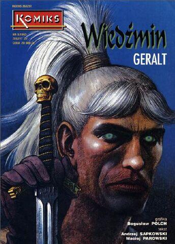 File:Komiks Geralt okladka.jpg