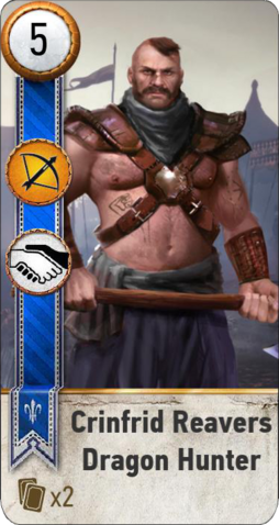 File:Tw3 gwent card face Crinfrid Reavers Dragon Hunter.png