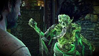 The Witcher 3 Pesta Boss Fight... and Bonus Wraith Kiss