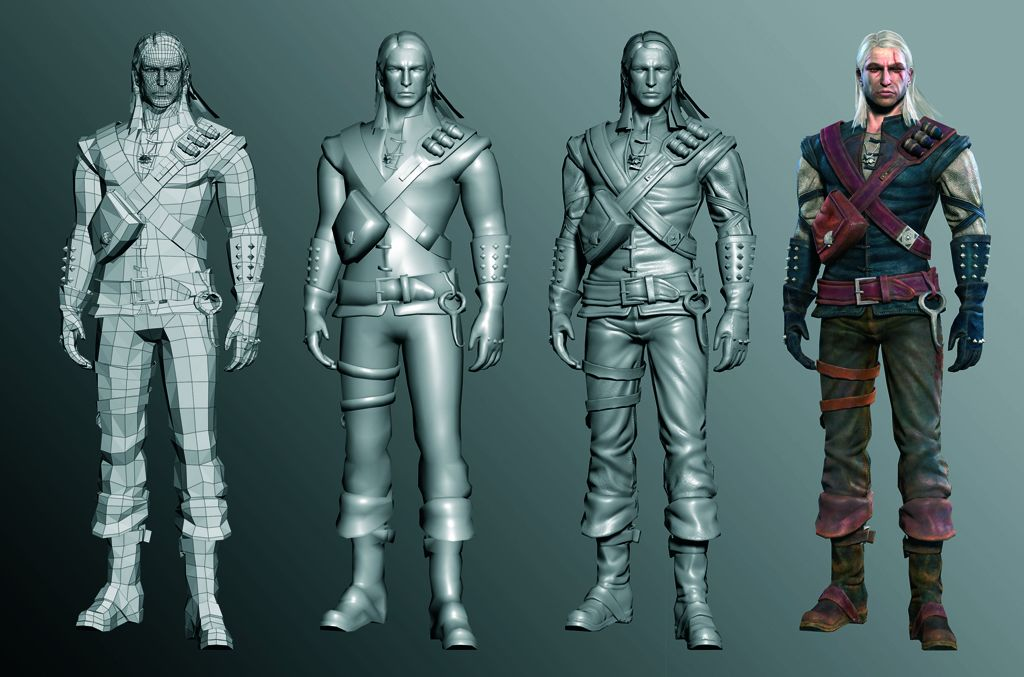 Character Design Wiki : Character design witcher wiki fandom powered by wikia