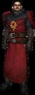 De Wett, uno dei membri anziani dell'Ordine