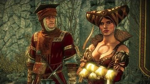A Summit of Mages (with Triss) (The Witcher 2) Full HD