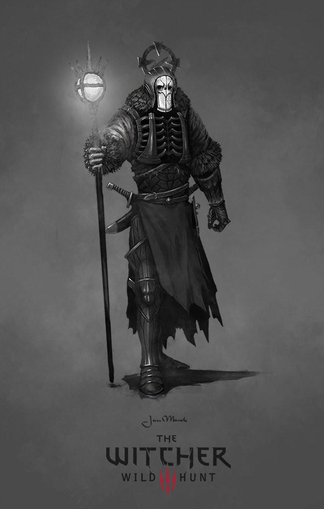 Image tw3 concept art witcher wiki fandom powered by wikia - Caranthir witcher ...