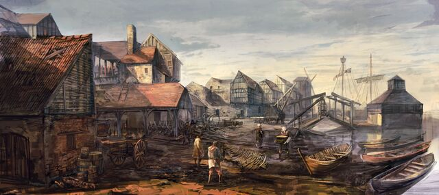 File:Tw3 concept art Novigrad Seaport2.jpg