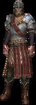 People Scoiatael commando leader