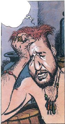 Beau Berrant comics