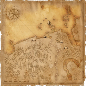 Map Lakeside