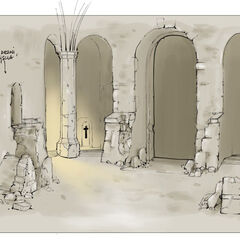 archways and doors