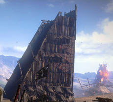Tw2 siege tower