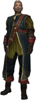 Koster, a sharper