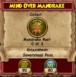 Mind Over Mandrake