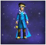 Zesty robe of the Blizzard