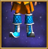Diego's Duelist Boots Male