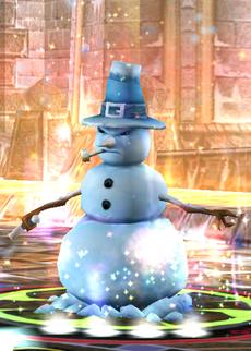 Evil Snowman (Monster)
