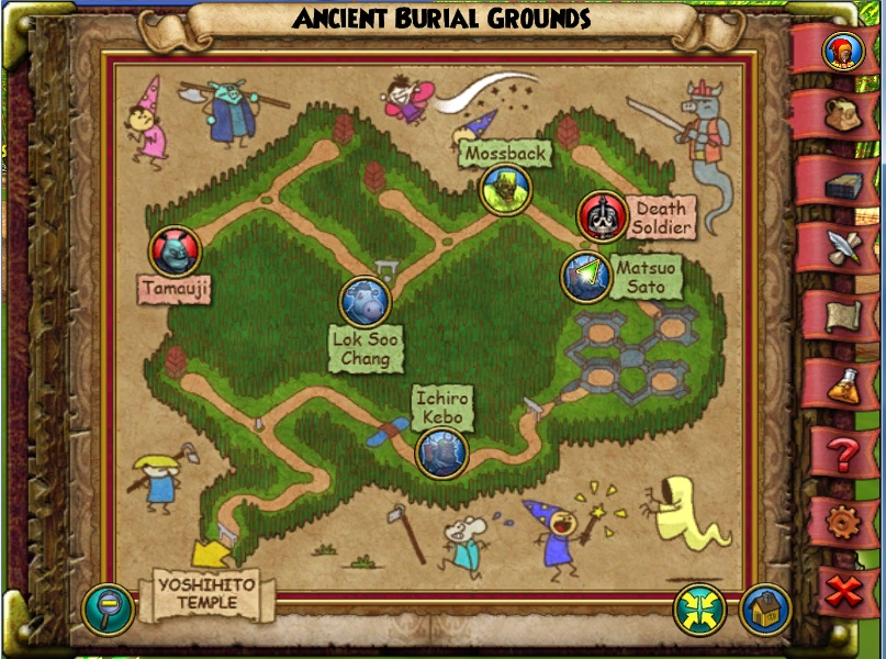 Ancientburialgrounds