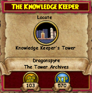 The Knowledge Keeper