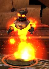 Flame Servant