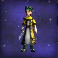 Robe MB Spike's Vestment of History Male
