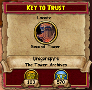 Key to Trust