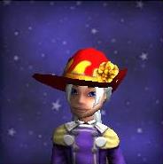 Hat MS Youkai's Cap of Brainstorms Female