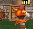 Inferno Salamander