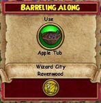 Q WC Barreling Along 1