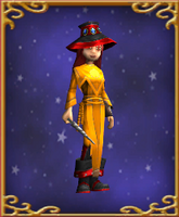 Robe WC Cloak of the Watchful Female