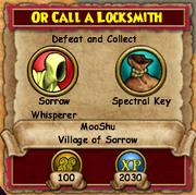 Or Call a Locksmith