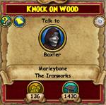 MB Q Knock on Wood 4
