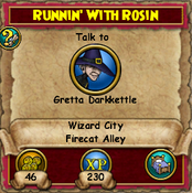 Runnin' With Rosin 1