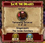 Save the Drakes