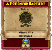 A Potion For Bartleby