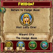 Freedom!2-WizardCityQuests