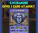 Life Banshee Item Card