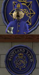 Officer McRuff