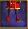 Boots Ronin's Footwraps Male