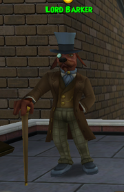 Lord Barker