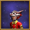Hat Dragoon's Cowl Male