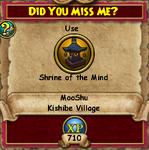 Did You Miss Me - MooShuQuests