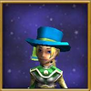 Hat Hat of the Breakneck Female