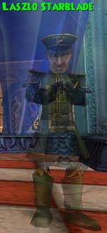 NPC Laszlo Starblade