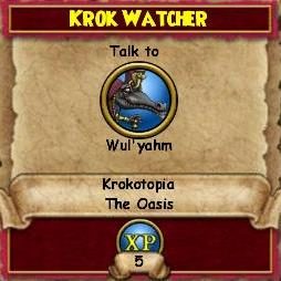 Krok Watcher