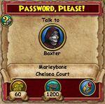 Q MB Password, Please! 3