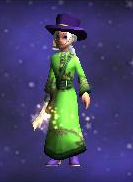 Robe MS Youkai's Tunic of Intent Female
